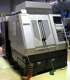 High-precision multi axis machining center