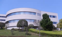 Library of Iizuka campus