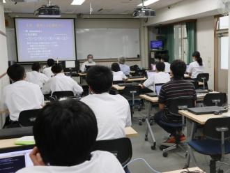 「プログラミングとは」講義