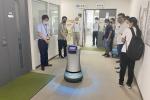 自律型デリバリーロボット「Relay」