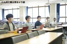 学生プロジェクト紹介の様子